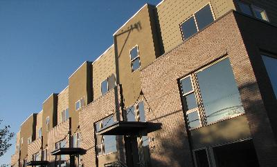 Upper Larimer Townhomes for sale in Ballpark Denver
