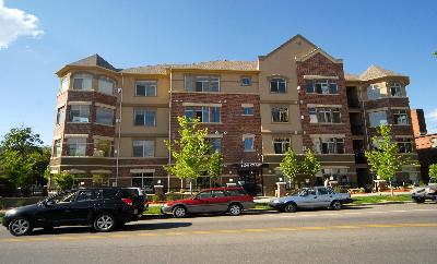 Strada Flats lofts for sale in Capitol Hill Denver