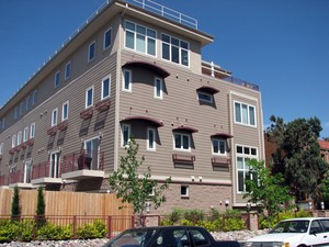 Washington Square lofts & condos for sale in Capitol Hill Denver