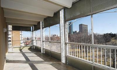 Cheesman Tower West lofts for sale in Cheesman Park Denver