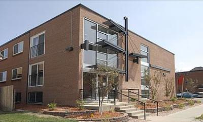 Clarkson Flats lofts for sale in Cheesman Park Denver