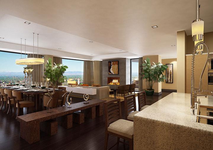 Four Seasons Private Residences Denver Lofts for sale in Downtown Denver