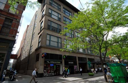 Neusteters lofts for sale in Downtown Denver, 720 16th St.