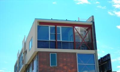 The Garden Factory townhouses for sale in Curtis Park / Five Points Denver