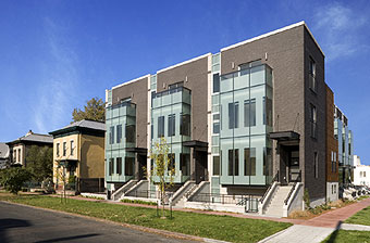 Merchant's Row Townhomes for sale in Five Points Curtis Park Denver