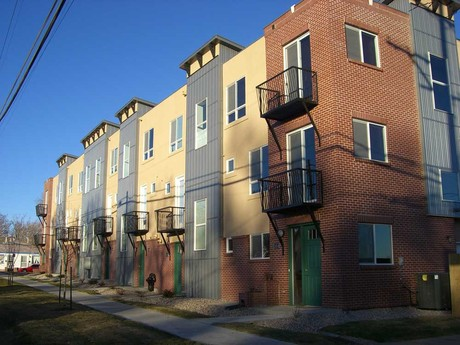 Cityscape Townhomes for sale in Highlands / Jefferson Park