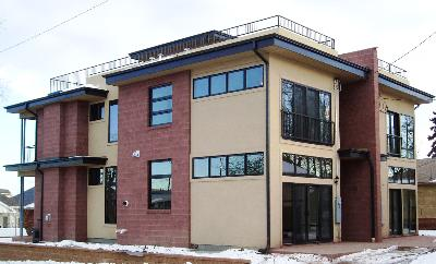 The Highlander Townhomes for sale in Highlands / Jefferson Park Denver