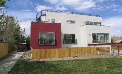 Flats 15 Townhomes for sale in Highlands / Jefferson Park Denver