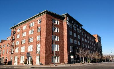 Acme Lofts and condos for sale in LoDo Denver, 1616 14th St.