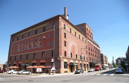 Ice House Lofts and condos for sale in LoDo Denver, 1801 Wynkoop Street