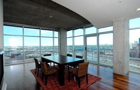 Glass House lofts for sale in Riverfront / Platte Valley Denver