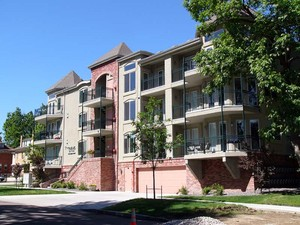 Marais lofts for sale in Uptown Denver