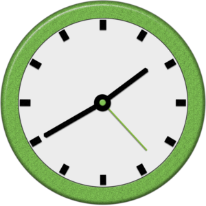 Picture of an alarm clock