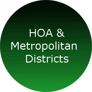 Denver Realty Pro Frequently asked Questions on HOA and Metropolitan Districts