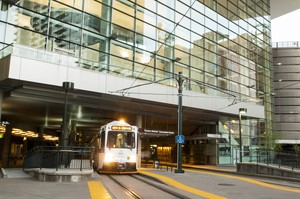 Light Rail Downtown Denver