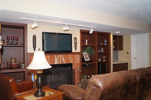 540 S. Forest Unit R-Living Area