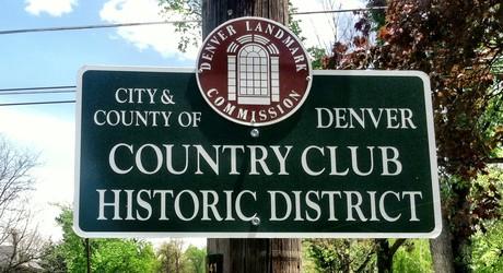 Country Club, Denver Colorado