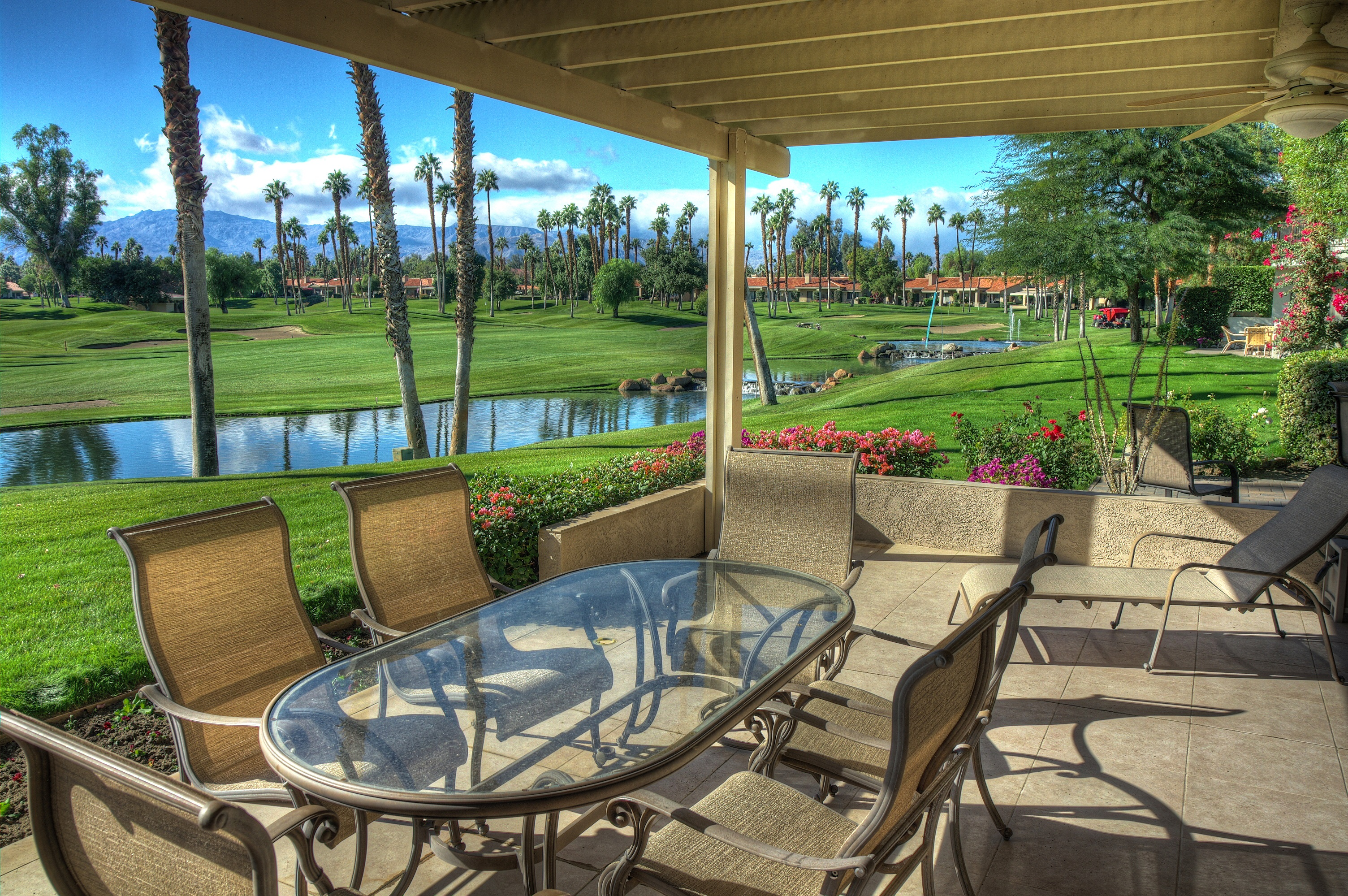 New Listing Palm Valley CC Condo With Amazing Views