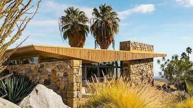 Palm springs landmark edris house for sale for The edris house palm springs