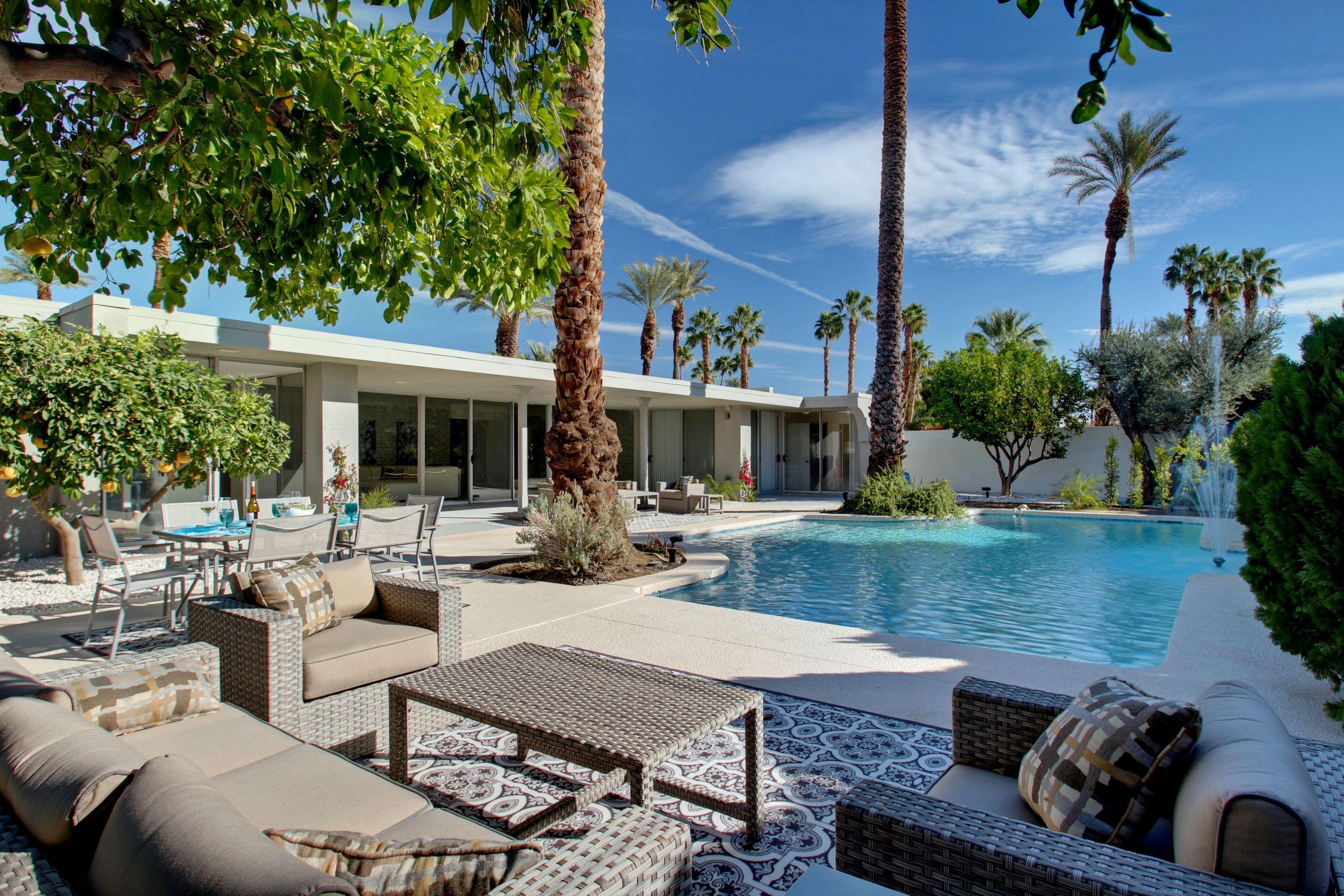 Palm Springs Area Real Estate - Homes For Sale In Palm Desert