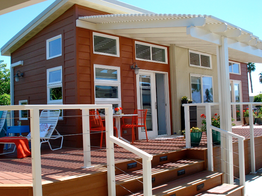 The Tiny House Movement Comes To Palm Springs