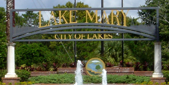 Moving to Lake Mary