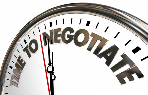 THE DO'S AND DON'TS OF NEGOTIATING