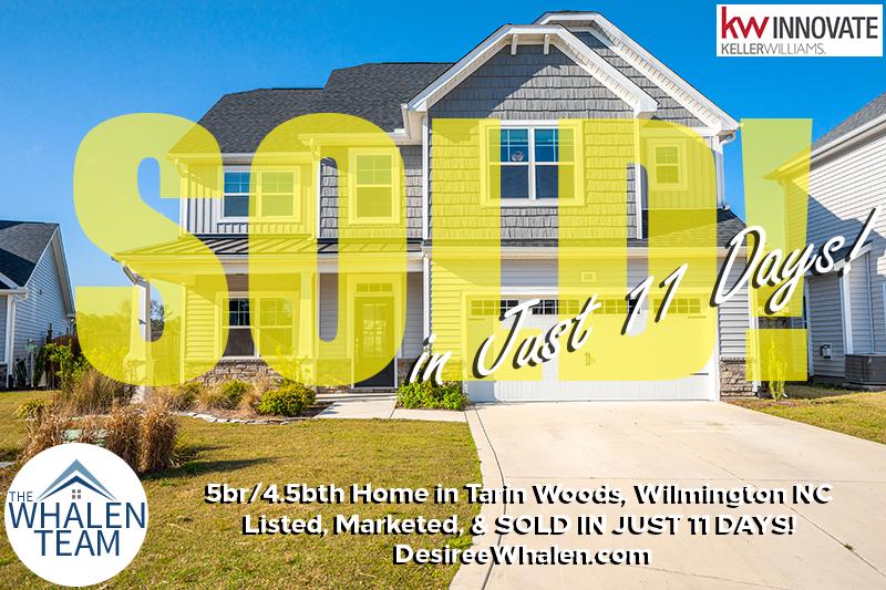Tarin Woods, Wilmington NC