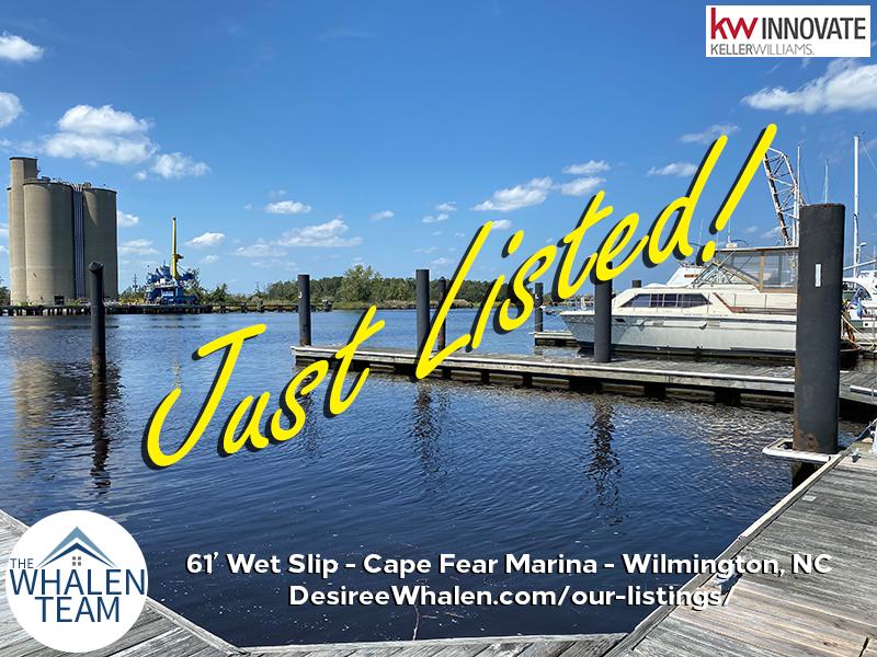 Cape Fear Marina, Wilmington NC