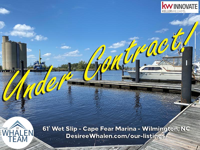 Cape Fear Marina Wilmington NC
