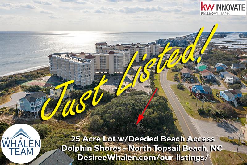 Dolphin Shores, North Topsail Beach NC