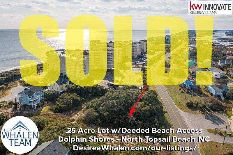 Dolphin Shores North Topsail Beach NC