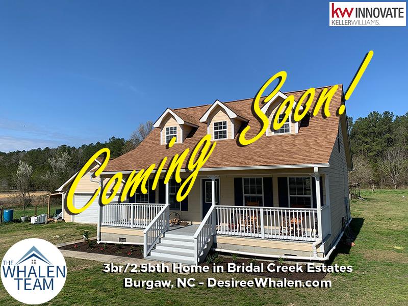 Bridal Creek Estates Burgaw NC