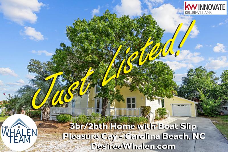 Pleasure Cay Carolina Beach NC