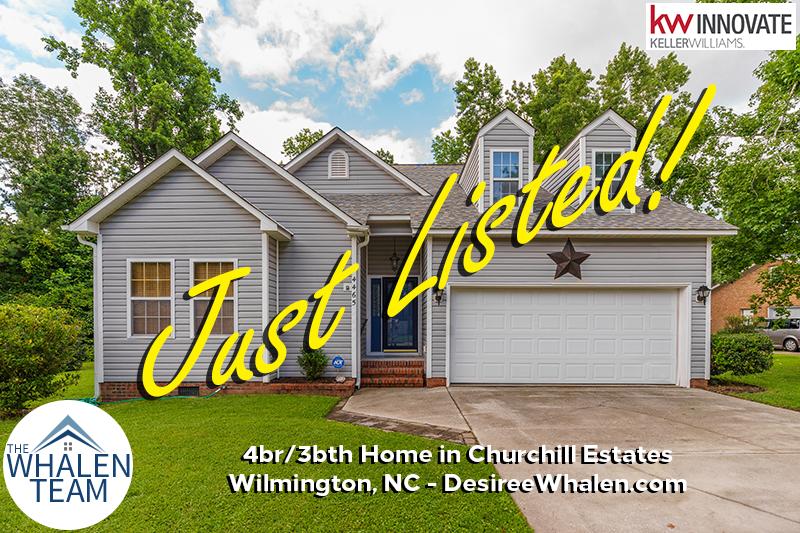 Churchill Estates Wilmington NC