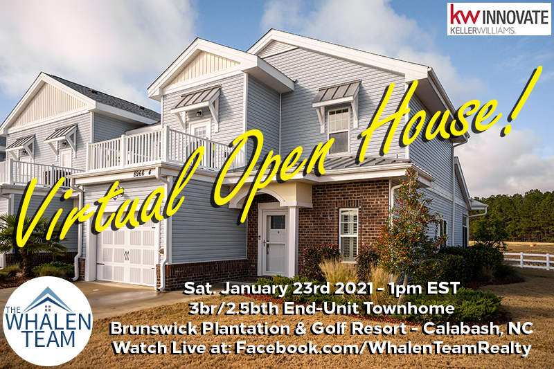 Brunswick Plantation & Golf Resort Calabash NC!