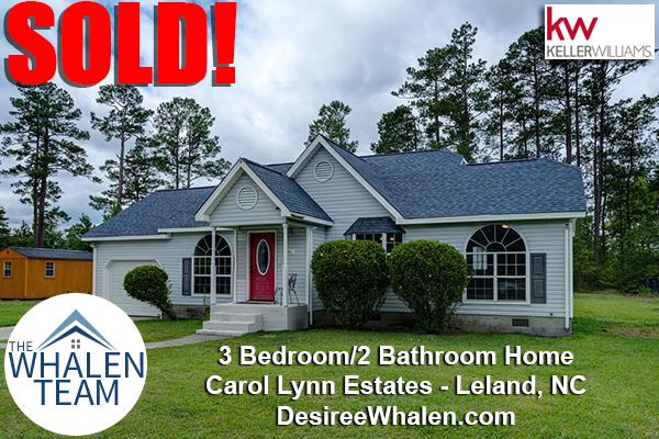 Carol Lynn Estates, Leland NC