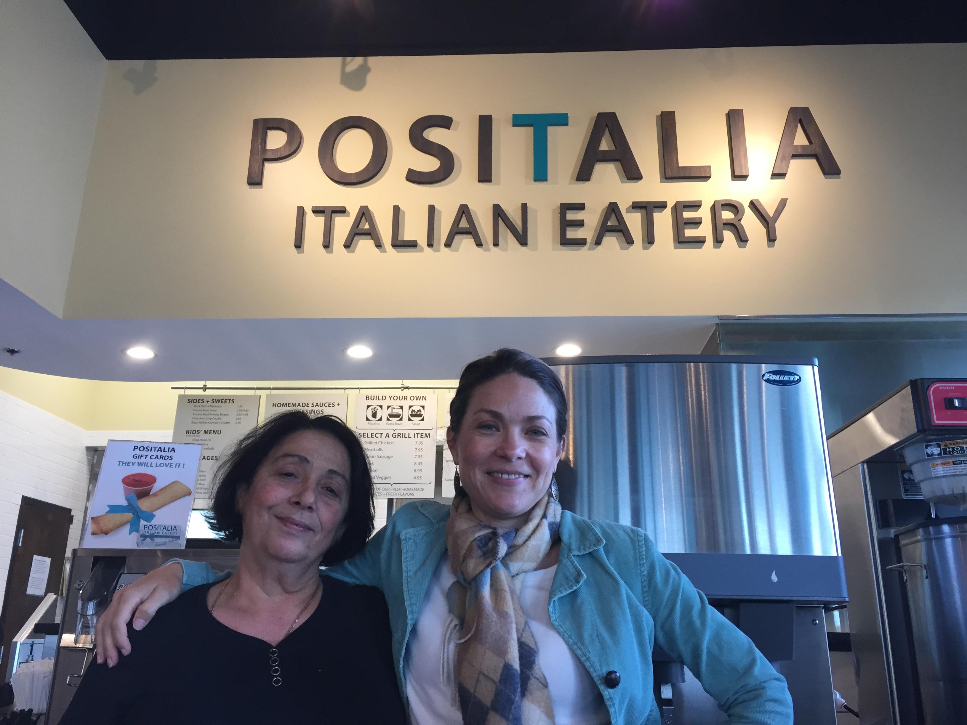 Chef Nina - Positalia Italian Eatery