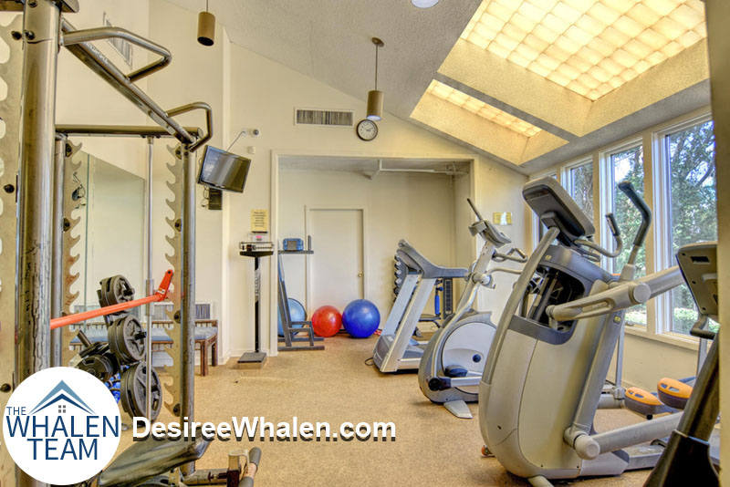 Ocean Dunes fitness center