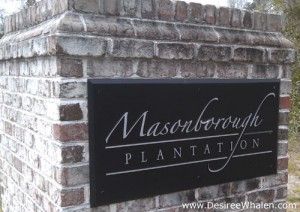 Masonborough Plantation, Wilmington NC