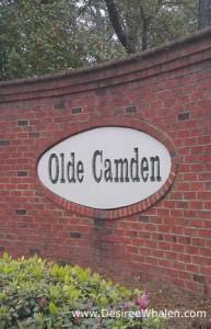 Olde Camden, Wilmington NC