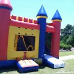 Bouncy House at the Woodlake at Lords Creek Summer Kickoff Party!