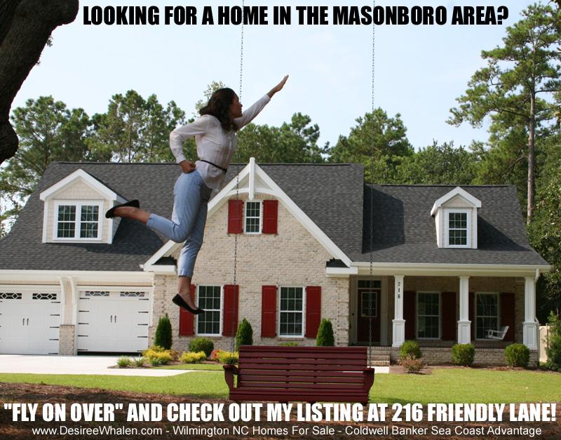 216 Friendly Lane, Wilmington NC