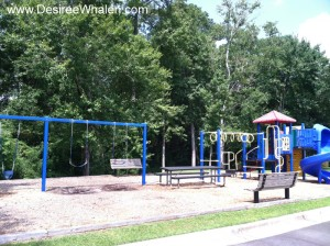 Wedgewood at Lanvale - Playground