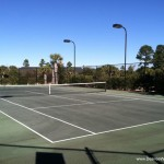 Tennis Courts - Waterford of the Carolinas