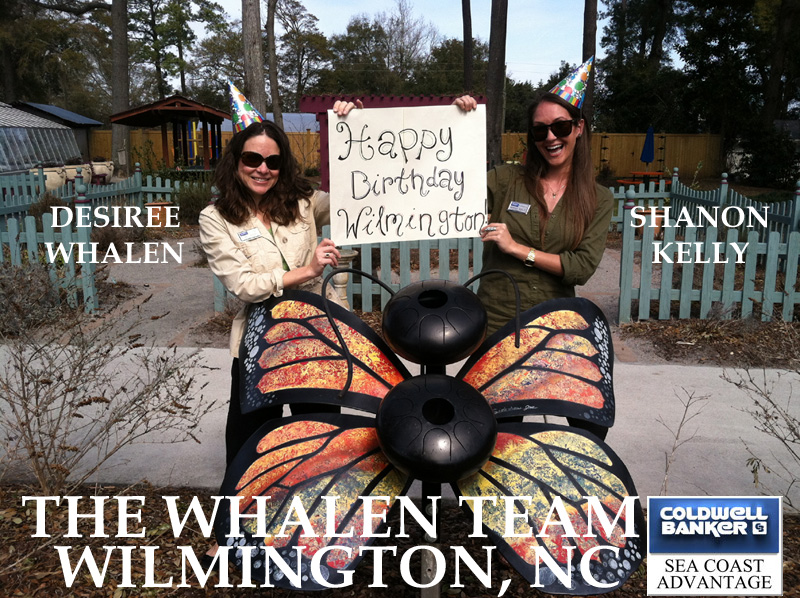 Happy 275th Birthday, Wilmington NC!