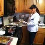 Chef Linda of Linda's Cuisine