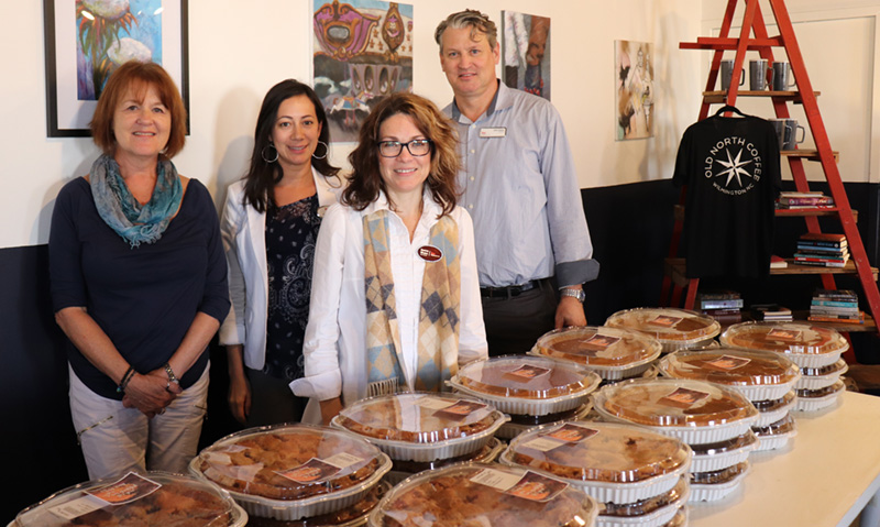 The Whalen Team - Pie Day 2017
