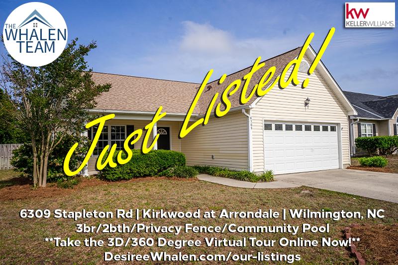 Kirkwood at Arrondale Wilmington NC