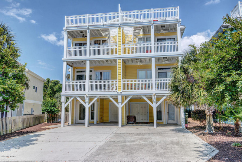 1726 Swordfish Lane Unit #A Kure Beach NC